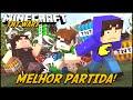 Minecraft: MELHOR PARTIDA! (TNT WARS C/ MODS) #1