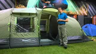 Eurohike Buckingham Elite 6 Man Tent & How to pack a Eurohike Pop 400 Tent
