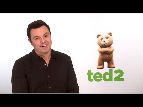 Seth MacFarlane - Ted 2 Interview HD