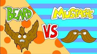 """Beard vs Mustache"""""""