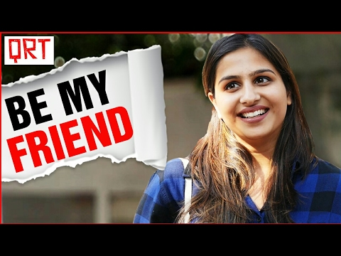 Thumbnail: How to Escape FRIENDZONE in India | Why do BEAUTIFUL GIRLS make you their FRIENDS | Comedy Video
