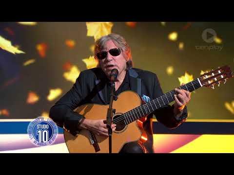 Jose Feliciano Performs California Dreamin  Studio 10