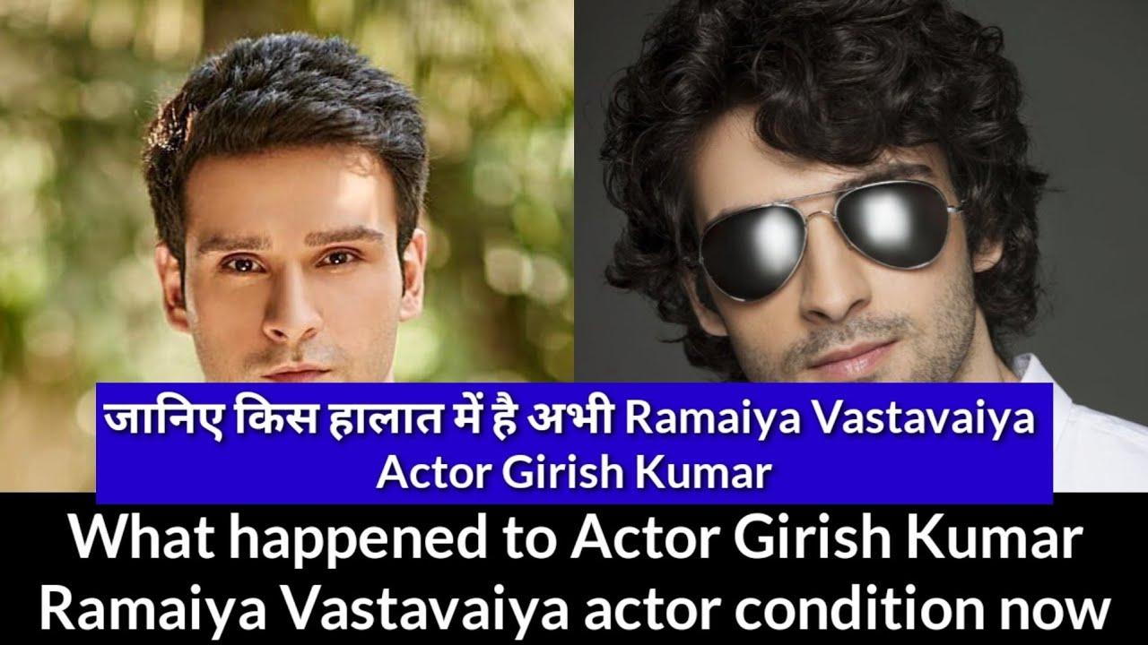 Download What happened to Actor Girish Kumar   Ramaiya Vastavaiya actor condition now