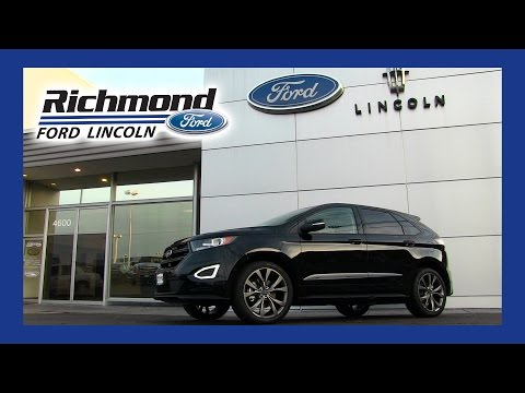 What Makes the 2017 Ford Edge Sport the SUV For Me?