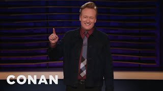Conan On Andrew Yang & The Latest Democratic Debate - CONAN on TBS