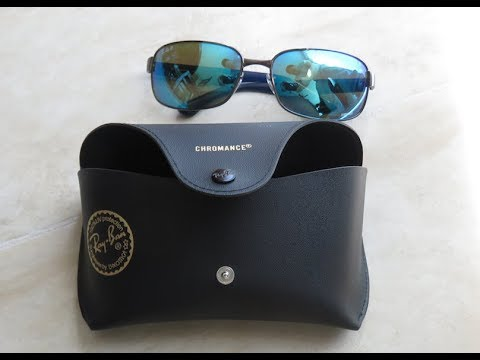 fdde3c7d22 Ray Ban Chromance Sunglasses are so much better - YouTube