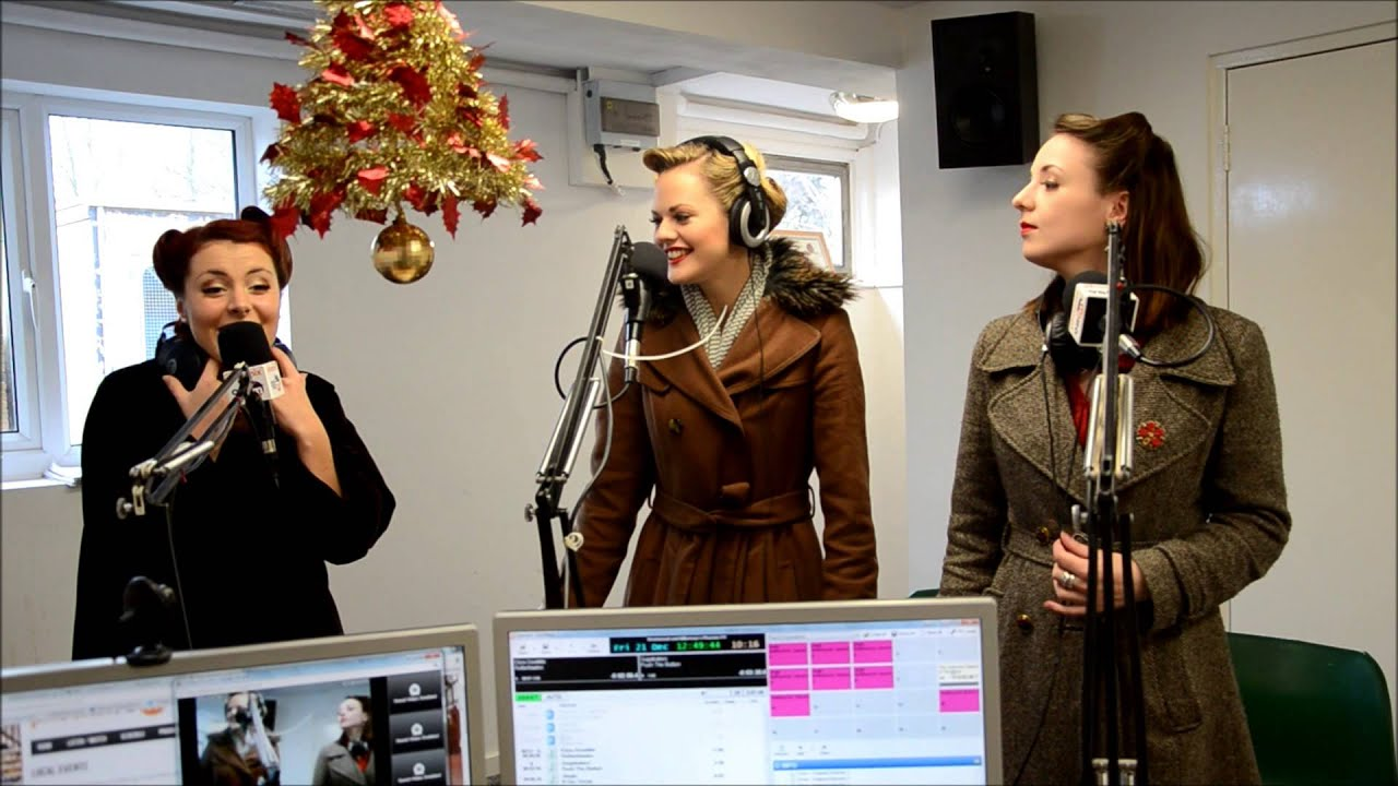 Download The Three Belles - Boogie Woogie Bugle Boy Of Company B