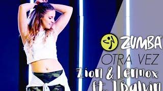 ZUMBA OTRA VEZ - Zion & Lennox ft. J Balvin / Zumba® Fitness Choreo (easy reggaeton)
