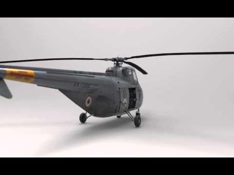 Indochine - Sikorsky H-19