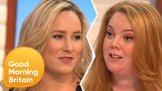 Cheerleading Debate Erupts as Harriet Minter Clashes with Emily Rutherford | Good Morning Britain