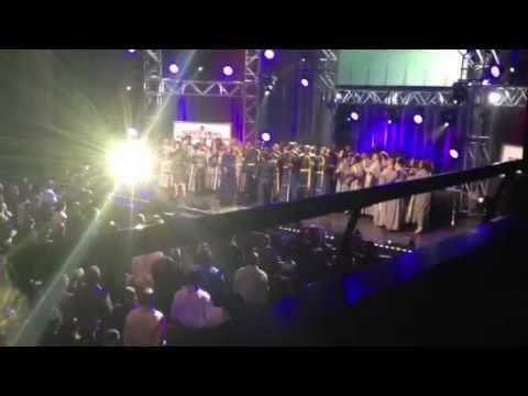 38c2132f0 Fantasia   Mother Diana   The 2012 Super Bowl Gospel Celebration - YouTube