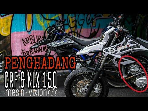 mesin VIXION ??, Yamaha Siapkan Pesaing Honda CRF 150L dan Kawasaki KLX 150 BF Mp3