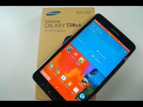 Samsung Galaxy Tab 4 7.0 FULL REVIEW