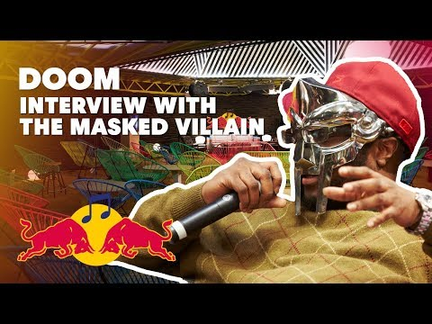MF DOOM - Interview with the Masked Villain | Red Bull Music Academy