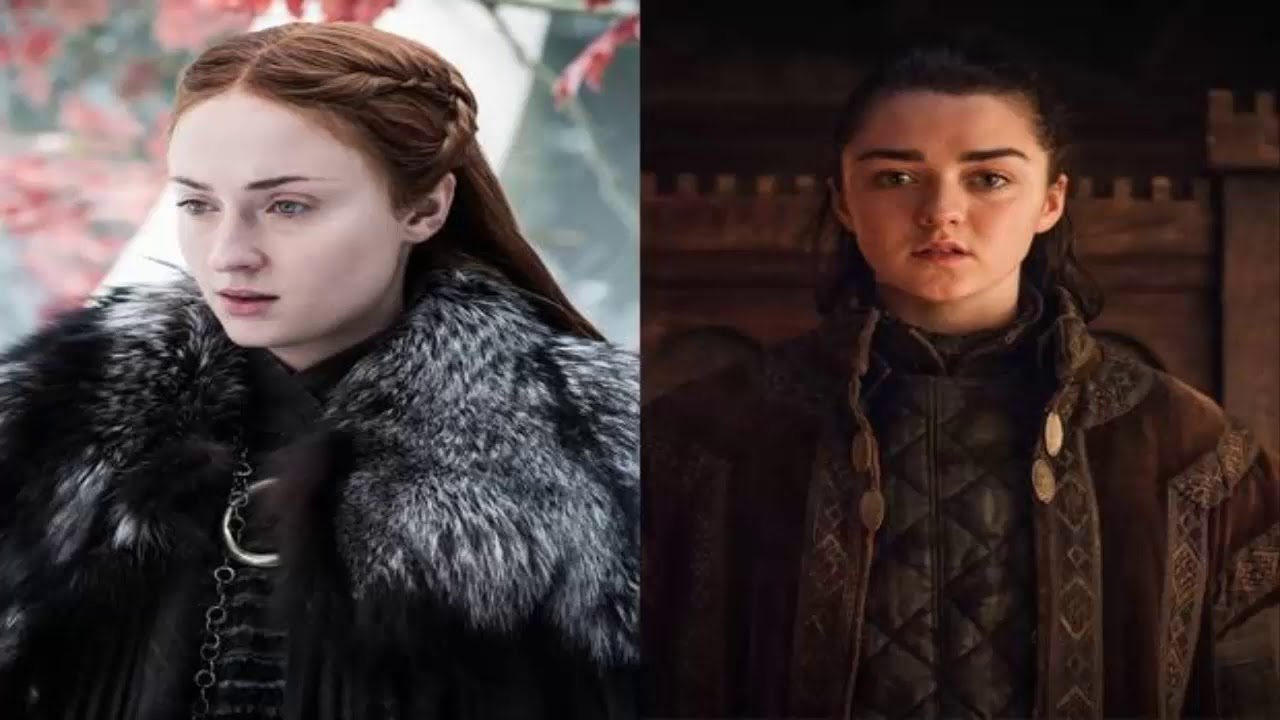 Arya versus Sansa, the other battlefront on Game of Thrones