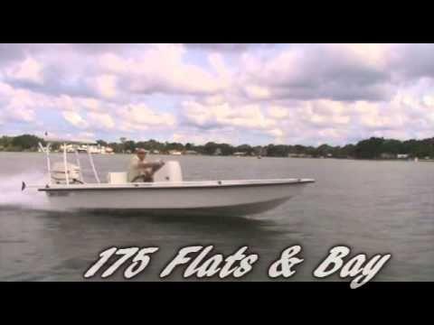 Ankona Shadowcast 18 running in Biscayne Bay | FunnyDog TV