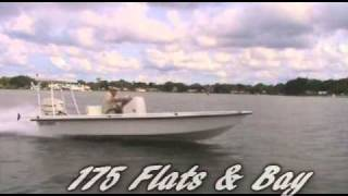 Flats Boats, Shallow Water Boats , Fishing Skiffs By Bay Craft Boats Flats & Bay 175