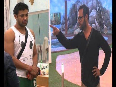 Bigg Boss 7 : Sangram v/s Andy