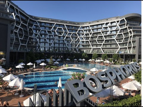 Bosphorus Sorgun Hotel Tanıtım | With English Subtitle | Vlog(2018)