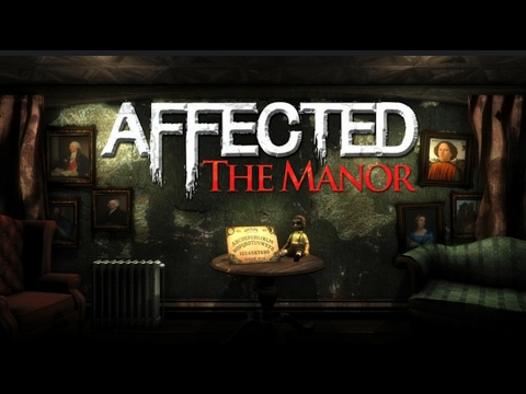 Screaming like a lil Hoe!! (Affected the Manor vr)