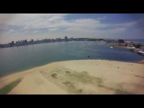 Baía de Luanda - Parcela 3 - Viver e Trabalhar Ilha de Luanda (Imagens Aéreas)