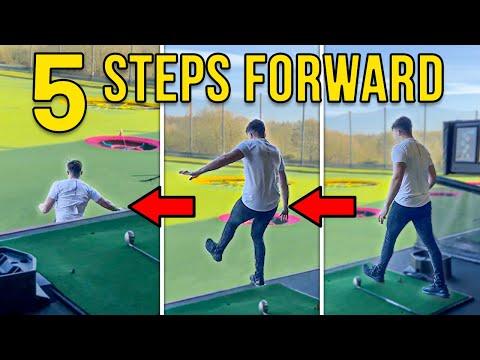 5 STEPS FORWARD CHALLENGE!!! - THE RETURN (PART 2)