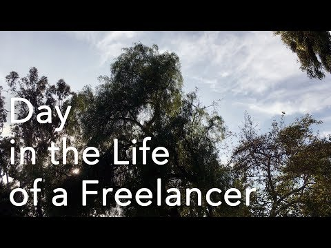 Day in my Freelance Life [Freelance Week Day 4]