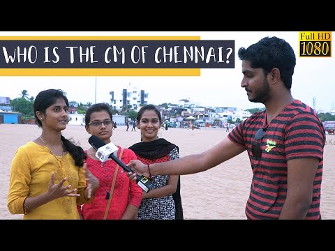 Who Is The Chief Minister Of Chennai | Best Dating Apps For Teenagers | VoxPop | Mind Voice | FullHD