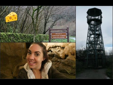 Cheese, Cider and Caves!   Exploring Cheddar Gorge