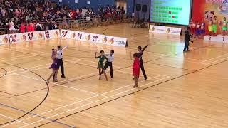 Publication Date: 2018-03-20 | Video Title: 第14屆校際體育舞蹈錦標賽(G)