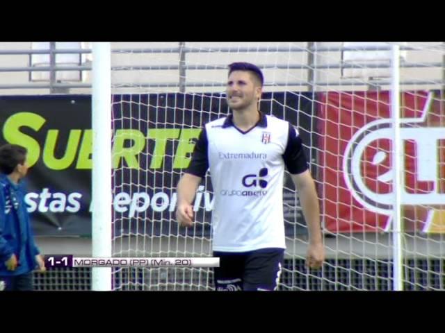 27/03/2016 POPULAR DEPORTIVO, Fútbol Segunda División B Grupo IV