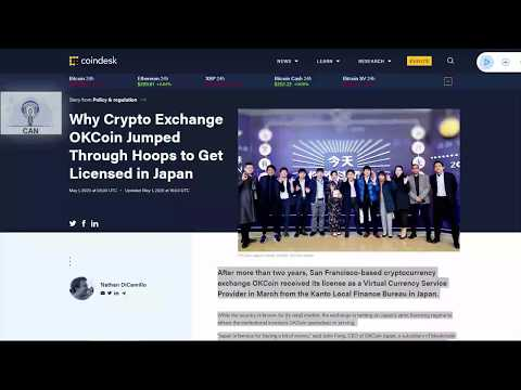 Why Crypto Exchange OKCoin Jumped Through Hoops to Get Licensed in Japan