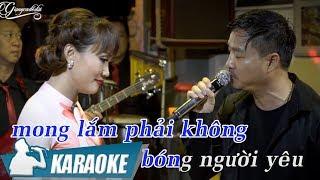 Chuyện Ngày Chủ Nhật Karaoke Song ca - Quang Lập & Lâm Minh Thảo | Nhạc Vàng Song Ca Karaoke