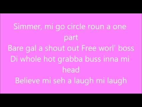 Popcaan-Party Shot lyrics