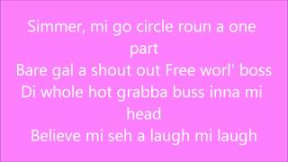 Popcaan-Party Shot lyrics
