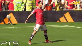 FIFA 22 - Manchester United vs Chelsea