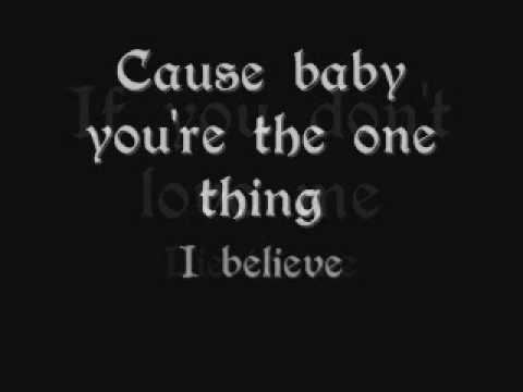 Bon Jovi - Lie To Me [ lyrics ] - YouTube