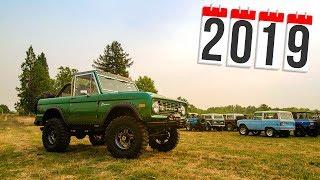 2019 Bronco Events