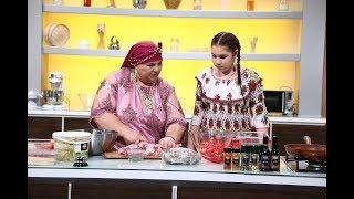 Diamanta Stănescu, soție de bulibașă, gătește în stil țigănesc: