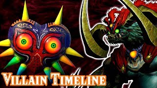 Zelda Villain Timeline and History