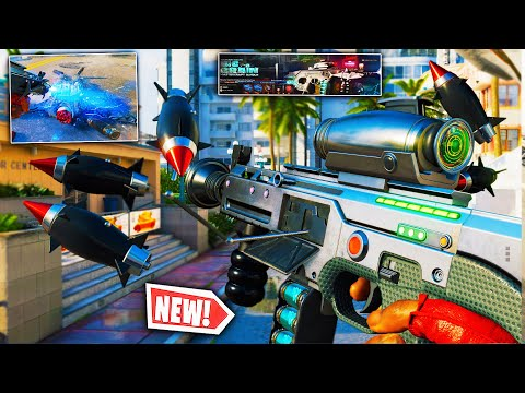 the NEW TRACER PACK BIG BRAIN MASTERCRAFT BUNDLE in COLD WAR & WARZONE! (LIGHTENINGTRACERS ROUNDS ⚡)