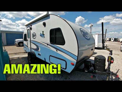 An R-Pod Gets AMAZING Interior Upgrade! Easy Travel Trailer RV Upgrades!