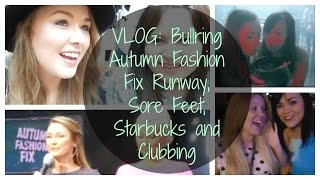 Vlog | Bullring Autumn Fashion Fix, Dinner & Clubbing Thumbnail