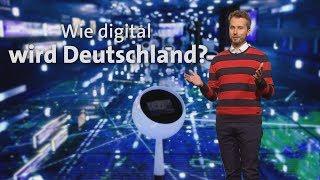 #kurzerklärt: Wie digital wird Deutschland?