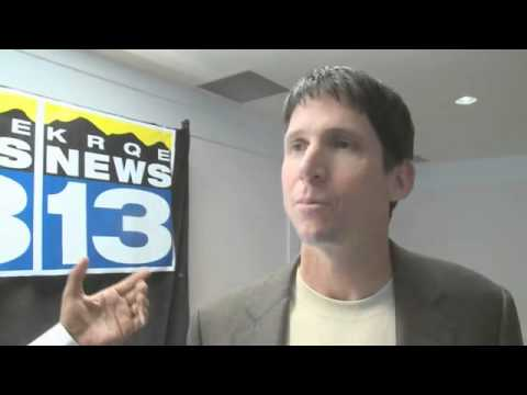 Sports Office:  Ed McCaffrey drops by