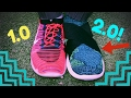 Nike Free Run Motion Fly Knit 2 Review (2017)