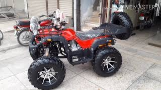 "New Hummer Model 250cc Quad Atv Four Wheeler Bikes. ""0310-1020101"" Online Home Deliver All Pakistan"""