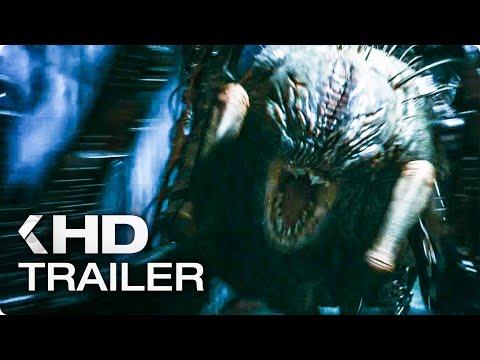 "MAZE RUNNER 3: The Death Cure ""Run!"" Clip & Trailer (2018)"