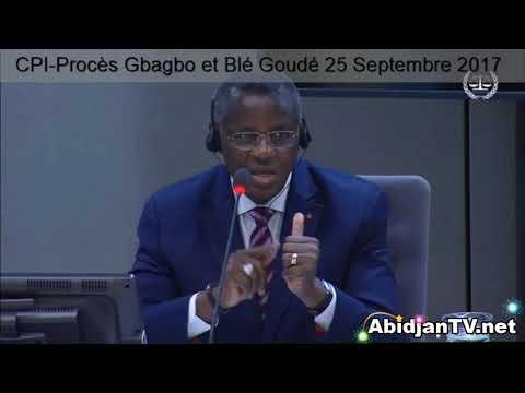 (1ère partie) CPI-25 septembre 2017: Philippe Mangou fâche les 2 camps