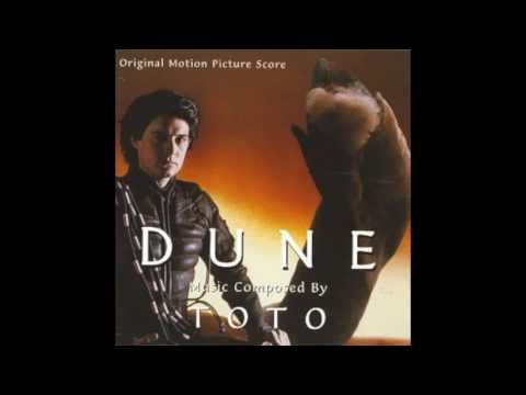 Paul Takes The Water of Life - Toto (DUNE Original Motion Picture Score)